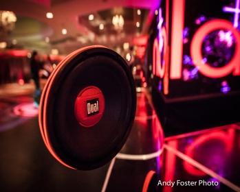 Custom DJ Booth!